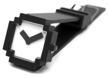 Digita watch - set it 15 minutes fast!