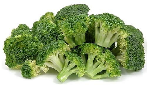Broccoli and tiles - what's the connection?
