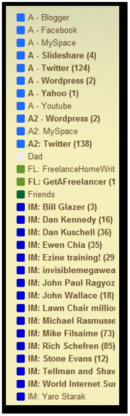 Gmail screenshot 3